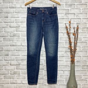Signature by Levi Strauss Modern Skinny Jeans Sz 4